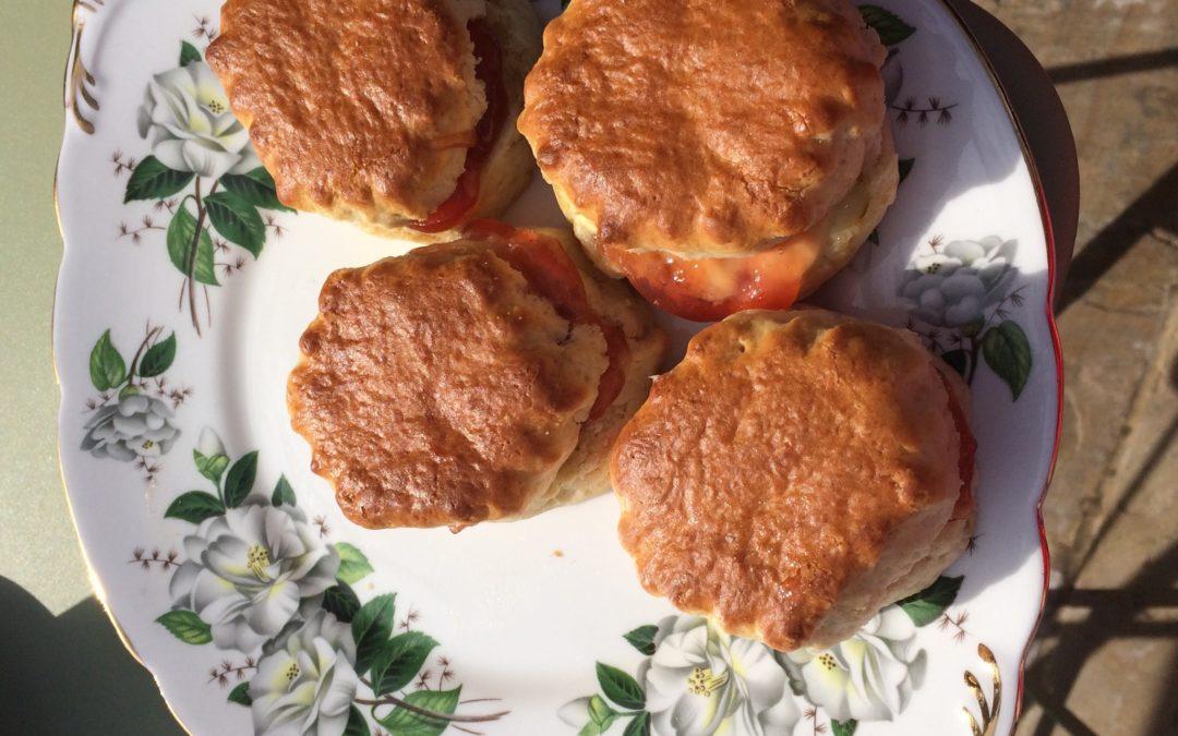 Mum's Scones (Biscuits)